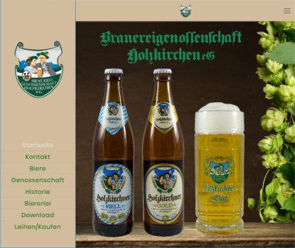 Brauerei Holzkirchen